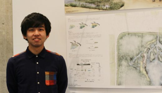 【Awards】Daiki Ogawa, M2, received Best Paper Student's Award from Graduate School, Nagaoka Institute of Design.