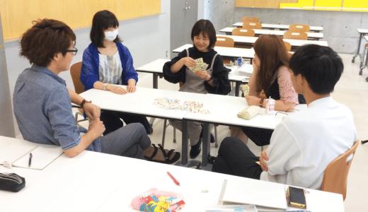 NHK番組「おはよう日本」にて防災トランプが紹介されました。